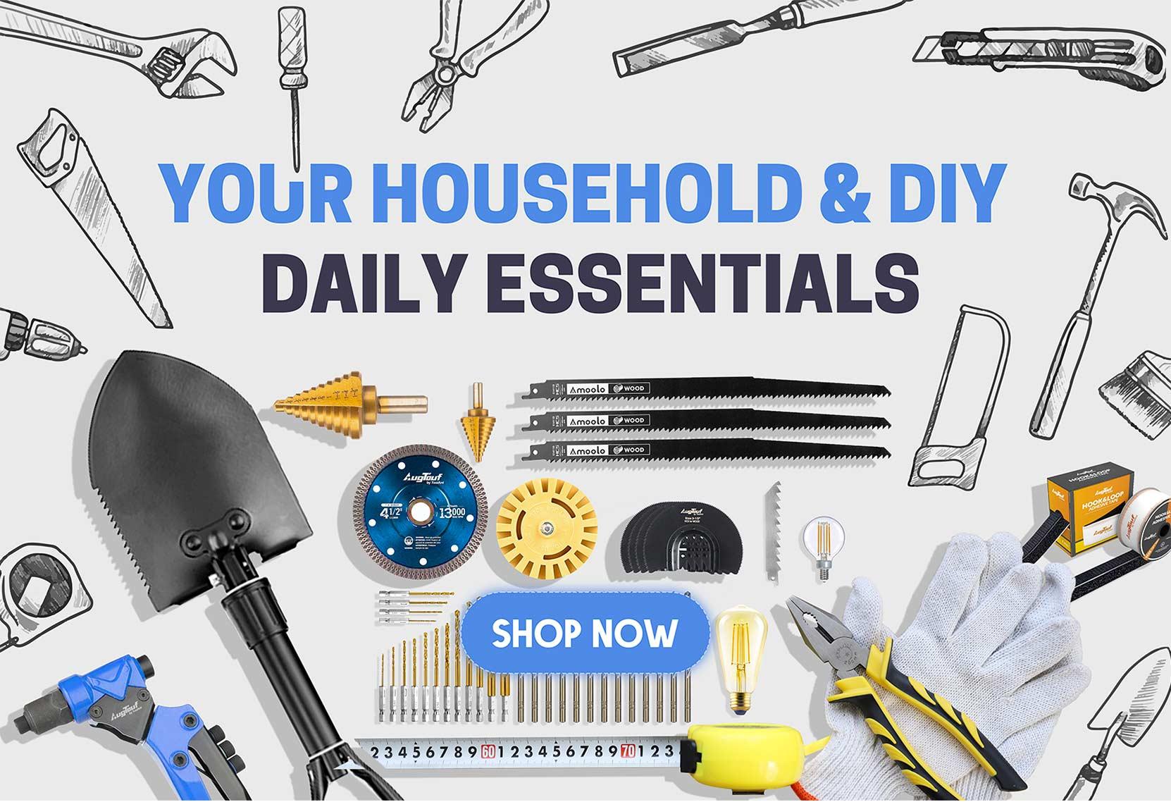 House Improvement Diy essentials