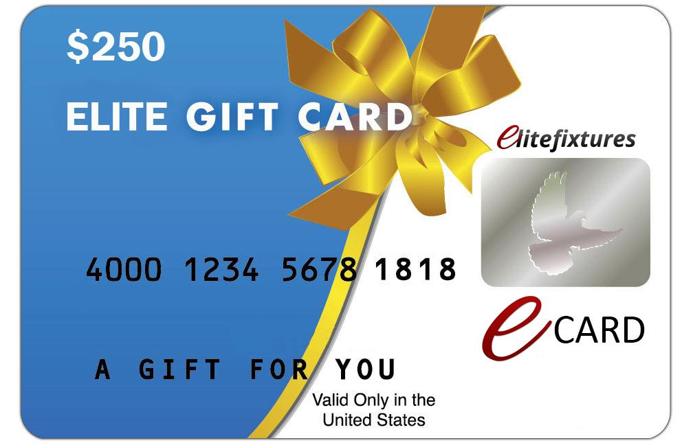 Image of Spend $2000 and receive a $250 Gift Card!