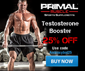 Primal Muscle - Androxybol