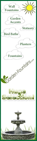 fountains,birdbaths planters all fountains home and garden