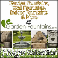 Garden-Fountains
