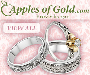Apples of Gold - Affordable Gold Jewelry