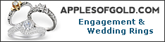 ApplesofGold.com - Engagement & Wedding Rings
