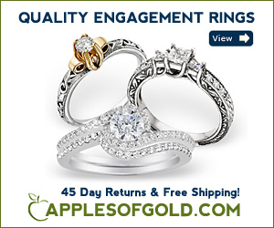 Shop Engagement Rings - ApplesofGold.com