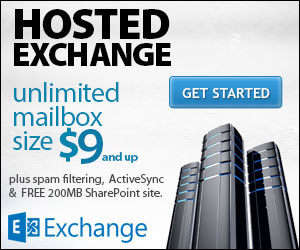 Hosted Exchange 2010 from 123Together.com