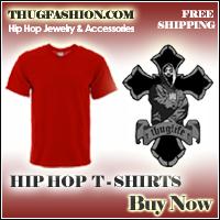 Hip Hop Shirts (Affiliate Link)