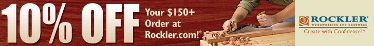 Get 10% Off Select Items at Rockler.com