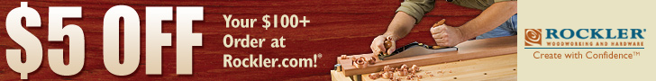 Get $5 Off Select Items at Rockler.com