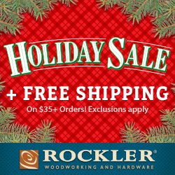Rockler Free Shipping 1