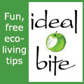 Eco Tips from Ideal Bite
