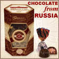 Chocolate from Russia