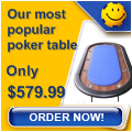 The Ultimate Poker Table only $579.99
