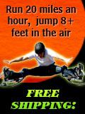 Free Shipping Jumping Stilts