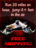 Free Shipping Jumping Stilts