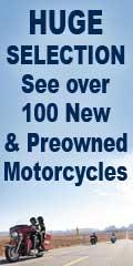 Harley-Davidson Motorcycle Banner