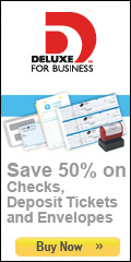 Save 50% on checks