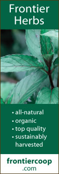 Frontier Herbs - All natural, organic, top quality, sustainably harvested