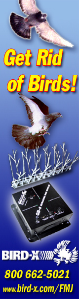 Bird Control Devices
