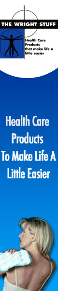 The Wright Stuff Health Care Products that make life a litter easier.
