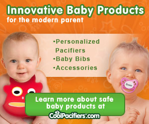 CoolPacifiers.com prides itself on offering the safest, non-toxic and innovative baby products available