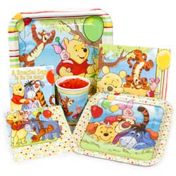 Pooh Birthday - Pooh Party Supplies