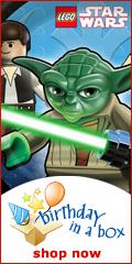 LEGO Star Wars 120 x 240