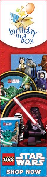 LEGO Star Wars 160 x 600