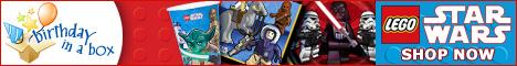 LEGO Star Wars 468 x 60