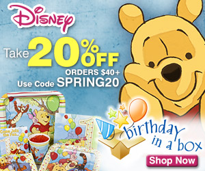 Pooh Birthday: Pooh Party Supplies