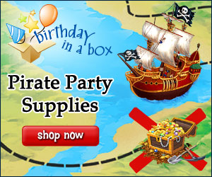 Pirate Party 300 x 250