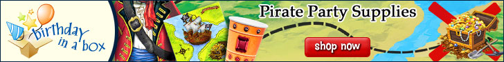Pirate Party 728x90