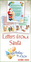 Santa Letter 120 x 240
