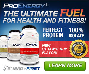 The Ultimate Fuel for Healthy and Fitness!