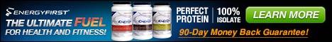Energyfirst.com Whey Protein Powder
