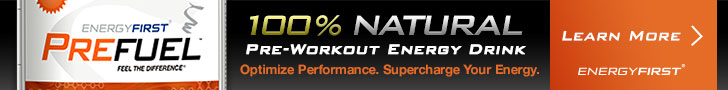 Pre Workout Energy Drink from EnergyFirst!