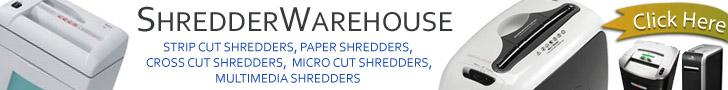 Shredders 728x90