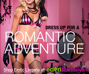 Sexy costume and lingerie fantasies!