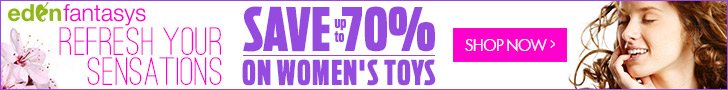 Save Up To 70% On Women's Toys + Get FREE Gifts at EdenFantasys®, join Eden Community & Read Sex Toys Reviews. $39+ Free Shipping!