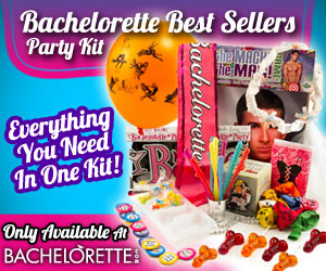 Bachelorette Party Supplies on Sale