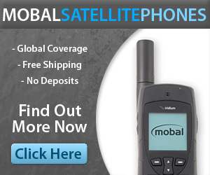 Global Coverage with Mobal Satellite Phone Rental