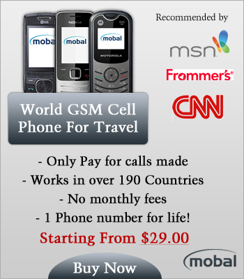 Own a gsm world cell phone that works in over 170 countries for just $29