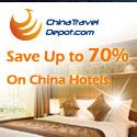 Great discount on China Hotels. Book now and Get 30-70% saving! ChinaTravelDepot.com