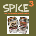 spice cubed
