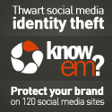 Protect your brand or identity on 120 social media sites