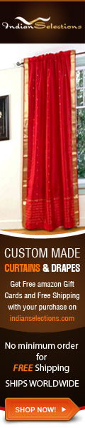 Custom made Curtains and drapes