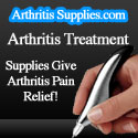 Arthritis Treatment Supplies give Arthritis Pain relief!