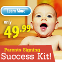 Parent Succes Kit at Signing Time