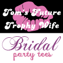 Customize Your Own Wedding Designs Now at BridalPartyTees.com