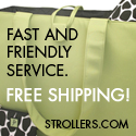 Strollers - Fast and Friendly Service and Free Shipping!