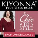 Kiyonna Klothing - Plus Sizes - Workin' it 9 to 5 - Shop Now!